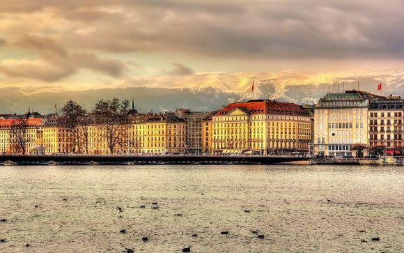 Willkommen in... Genf!