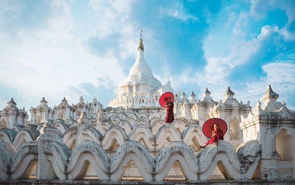 Willkommen in... Birma!