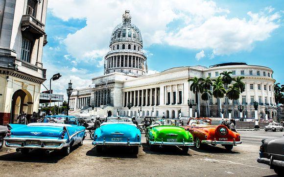Willkommen in... Kuba