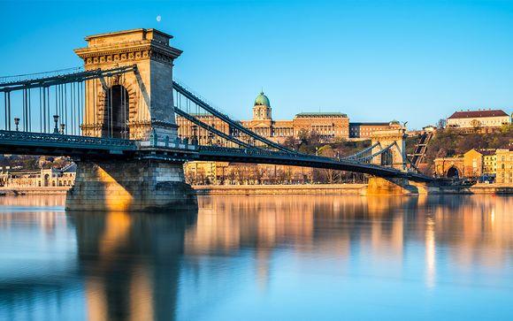 Willkommen in...Prag & Budapest!