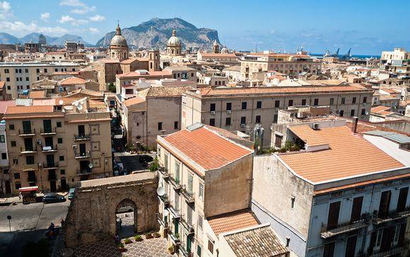 Willkommen in... Palermo
