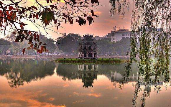Willkommen in...Vietnam !