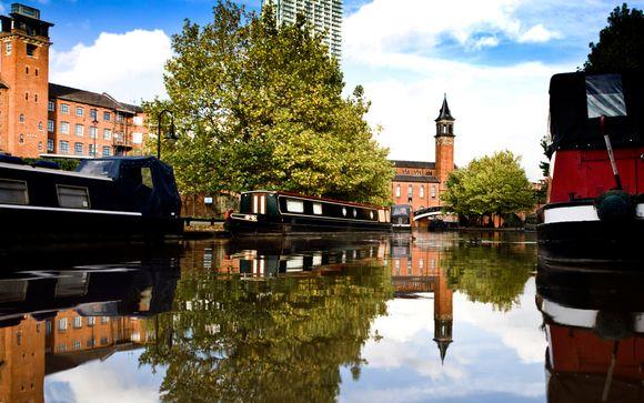 Willkommen in... Manchester !