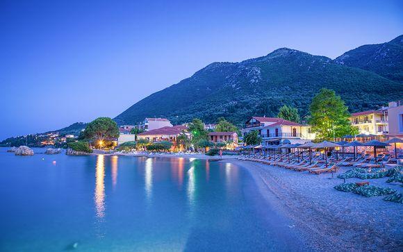 Willkommen auf... der Insel Lefkada!