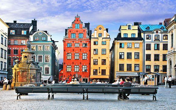 Willkommen in... Helsinki und Stockholm!