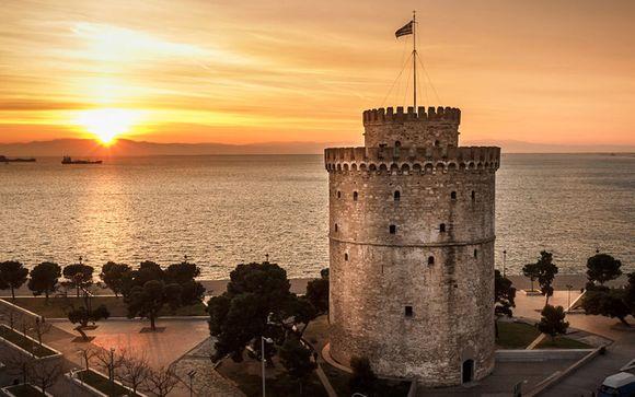 Willkommen in...Thessaloniki!