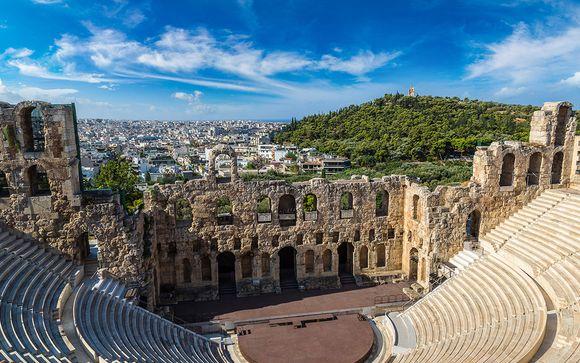 Willkommen in... Athen!