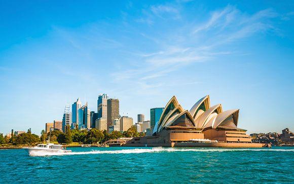 Willkommen in... Australien und Indonesien!