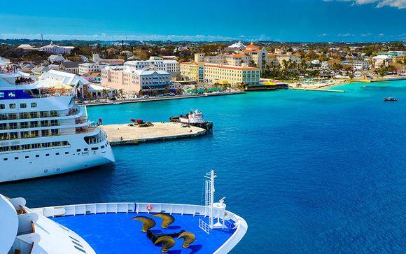 Ihre optionale Kreuzfahrt auf die Bahamas