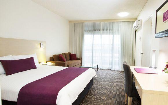 Ihr 4* Hotel in Adelaide