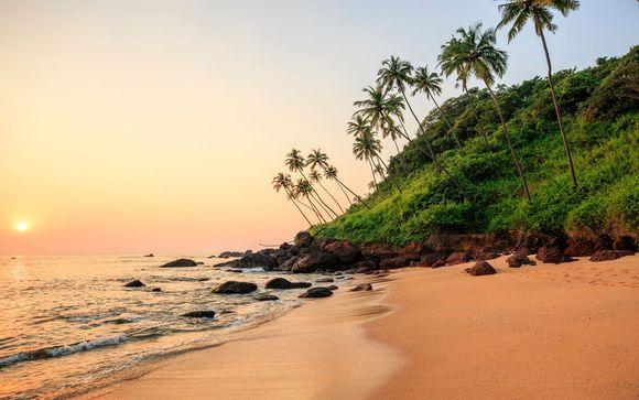 Ihr optionaler Aufenthalt in Goa