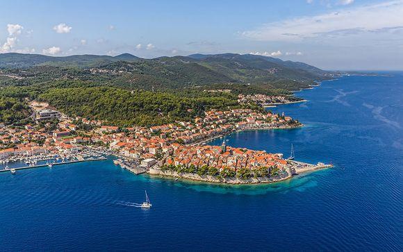 Willkommen auf... Korčula!