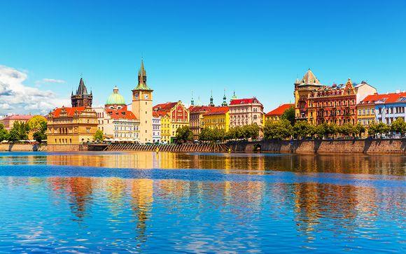 Willkommen in... Prag!