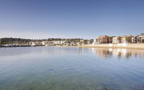 Willkommen an der... Côte d'Azur!