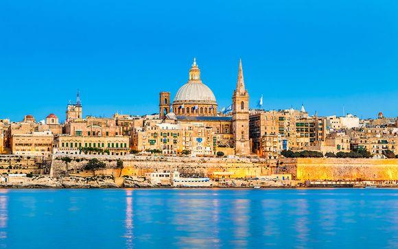 Willkommen auf...Malta!
