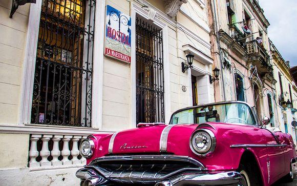 Superior Casas in Havanna, Cienfuegos und Trinidad