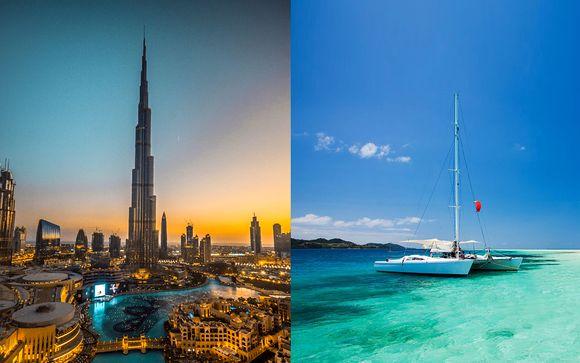 Willkommen in... Dubai und Mauritius!