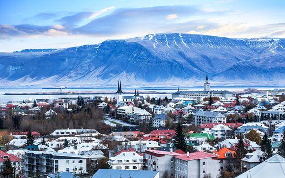 Willkommen in... Reykjavik!