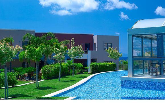 Ihr 5* Hotel: Michelangelo Resort & Spa