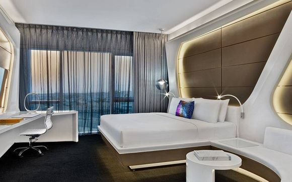 Dubai - V Hotel Dubai, Curio Collection by Hilton 5*