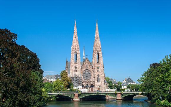 Willkommen in... Strassburg