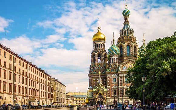 Willkommen in... Russland!