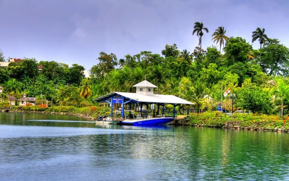Willkommen auf... Jamaika!