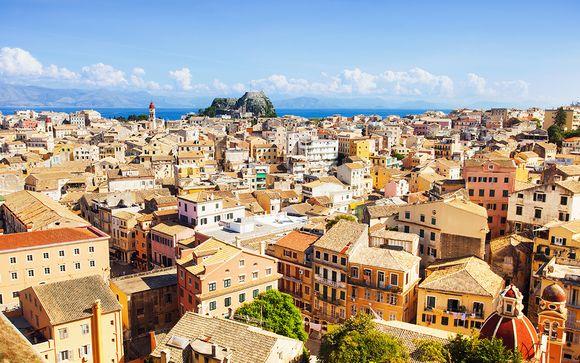 Willkommen auf... Korfu!