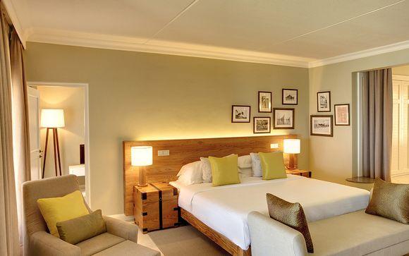 Ihr Zimmer im Outrigger Mauritius Beach Resort
