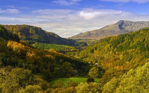 Willkommen in... Wales!