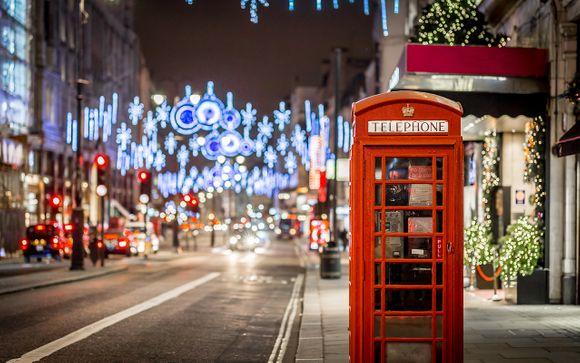 Weihnachten in London 2019