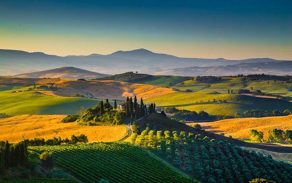 Willkommen in... Italien !