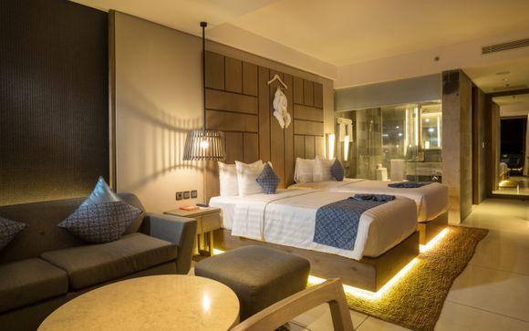 Hotel Wyndham Tamansari Jivva Resort Bali 5*