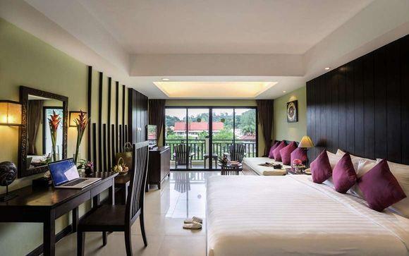 Ihr Hotel Khaolak Emerald 4*