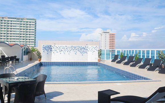 Havanna - NH Capri La Habana 4*