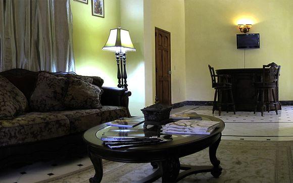 Standard Casas in Havanna, Cienfuegos und Trinidad