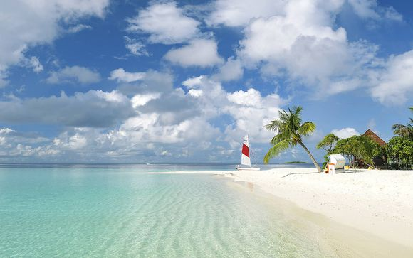 Verlängerung auf den Malediven