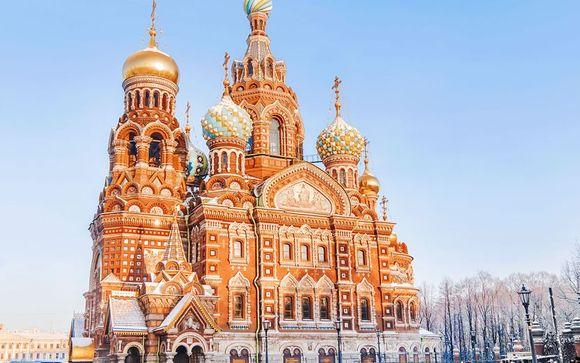 Willkommen in... St. Petersburg