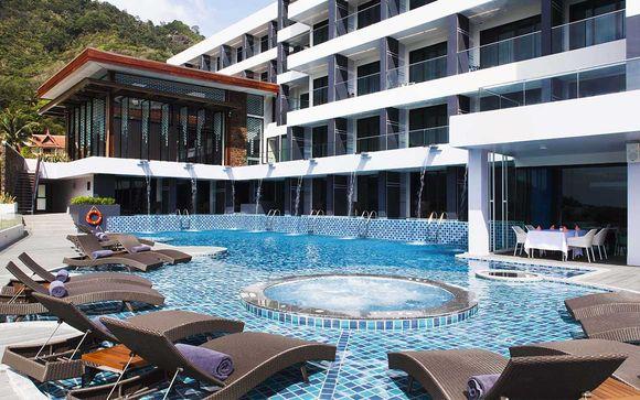 Votre extension à l'hôtel à Phuket