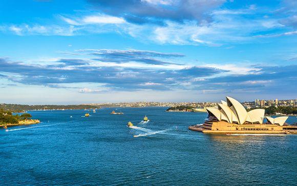 Ihre Optionen in Sydney