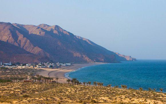 Willkommen in... Oman