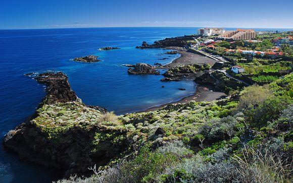 Willkommen auf... den Kanarischen Inseln!