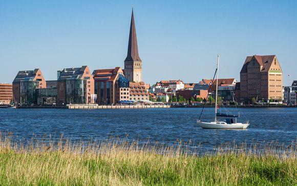 Willkommen in... Rostock!