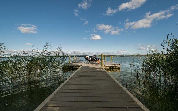 Willkommen am... Balmer See auf der Insel Usedom!