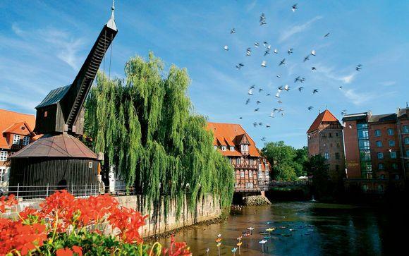 Willkommen in... Lüneburg!