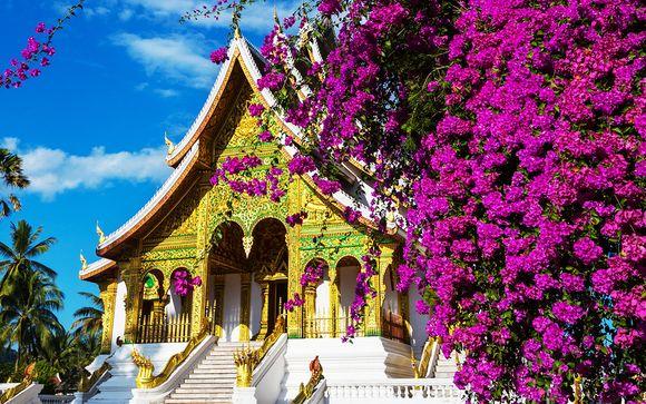 Ihre Rundreise im Detail - 11 Tage mit Verlängerung in Laos