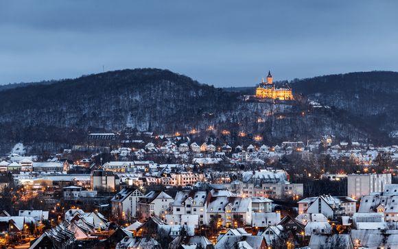 Willkommen in... Goslar-Hahnenklee!