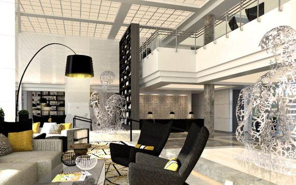 Hotel Le Royal Méridien 5* in Abu Dhabi