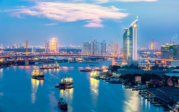 Willkommen in... Asien!