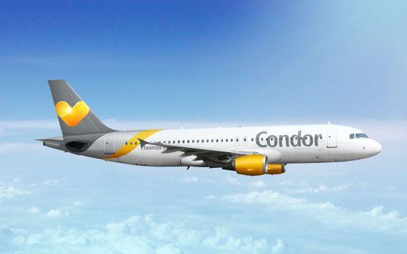 Ihr Flug mit Condor
